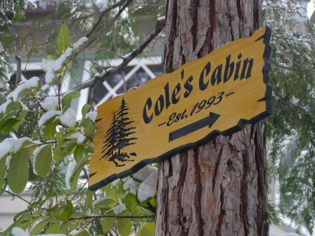 Cole's Cabin