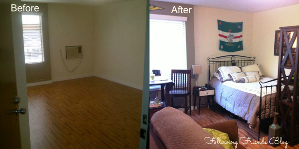 Before After Studio Layout