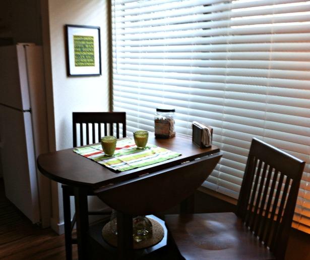 dining area Studio Apartment