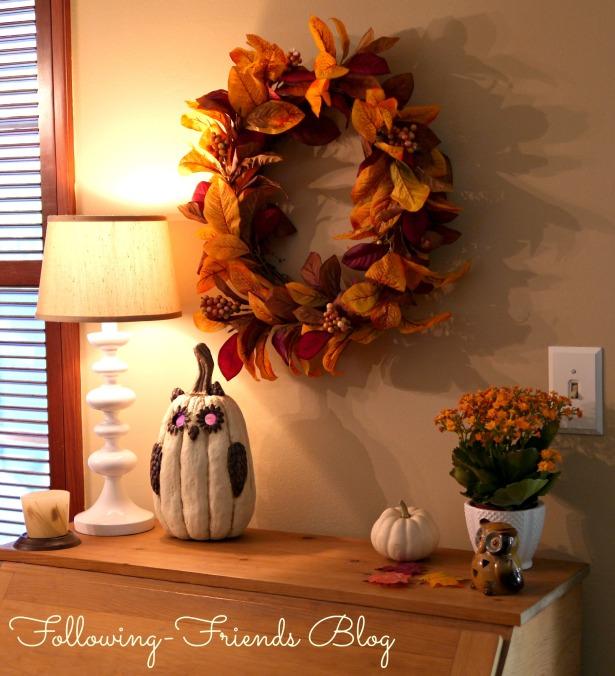 Fall desk