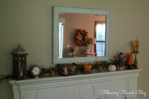 Fall Mantle 2013