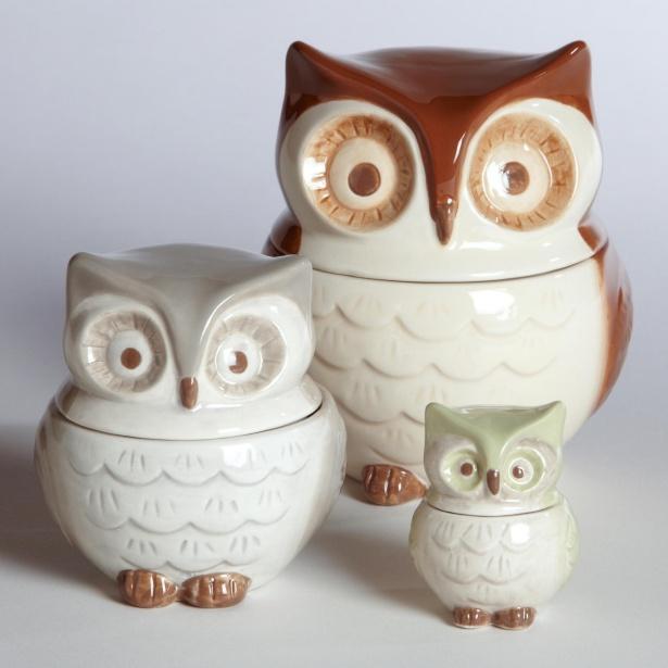 Owl measuring cups world market