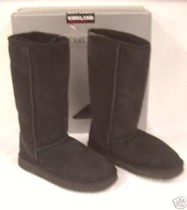 Costco boots