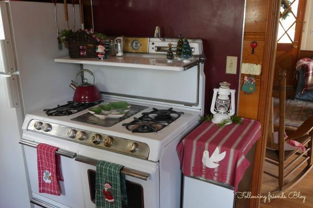 Kitchen Stove latern
