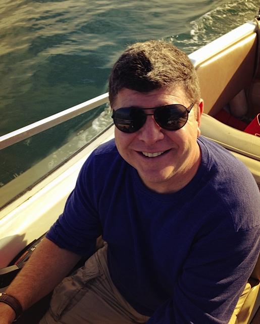 Mark Boat Captain