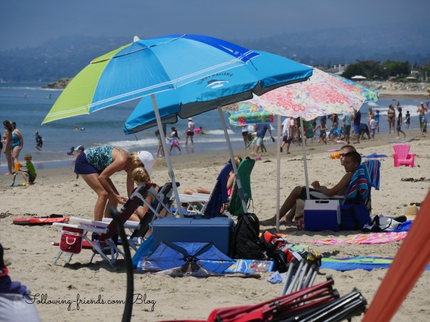 Carpenteria Beach