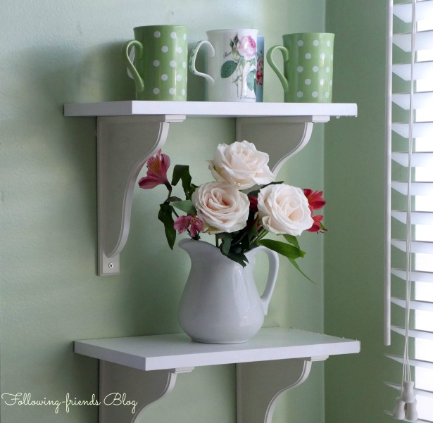 kitchen shelf 2