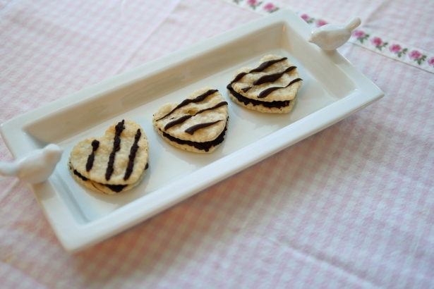 Pie Crust Heart Cookies - FollowingfriendsBlog