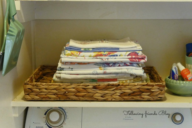 Laundry room tablecloths