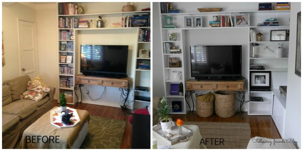 Before After of Den TV